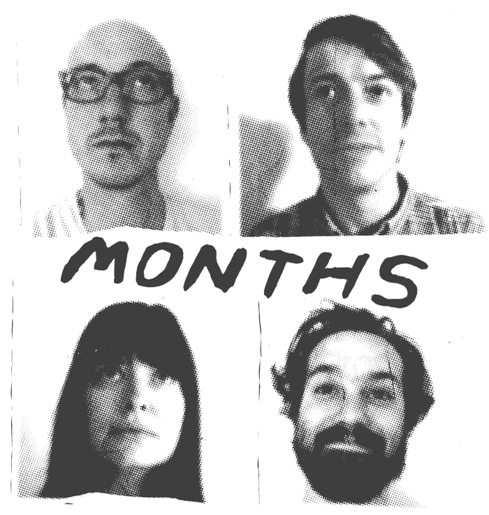 Months Band Photo