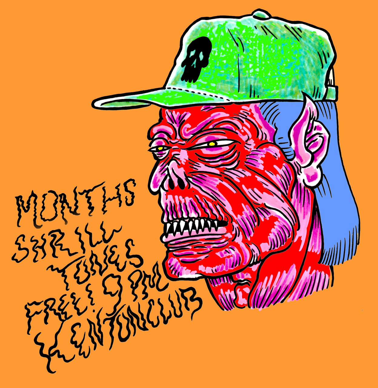 months and shrill tones march 3 at kenton club