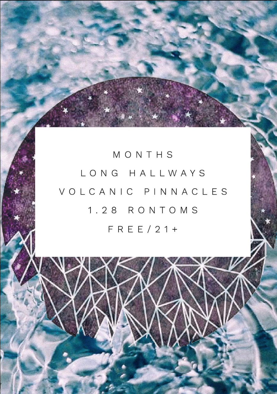 months plays rontoms on january 28 2018 with long hallways and volcanic pinnacles